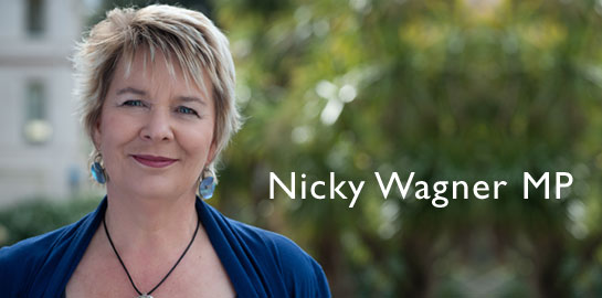 Nicky Wagner MP