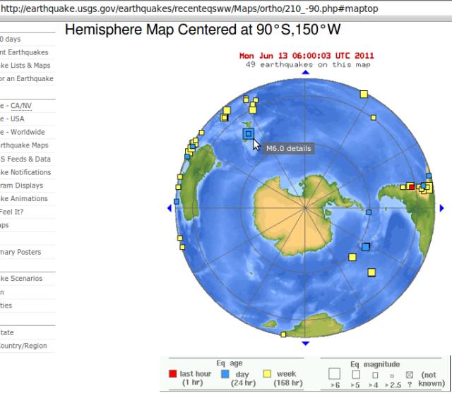 ChristChurch 6.3 - USGS 130611