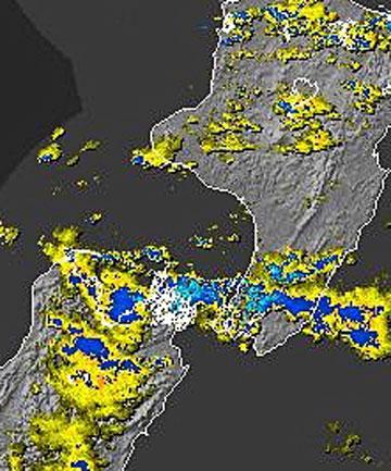 Kapiti Tornado Wx - Metservice 090711