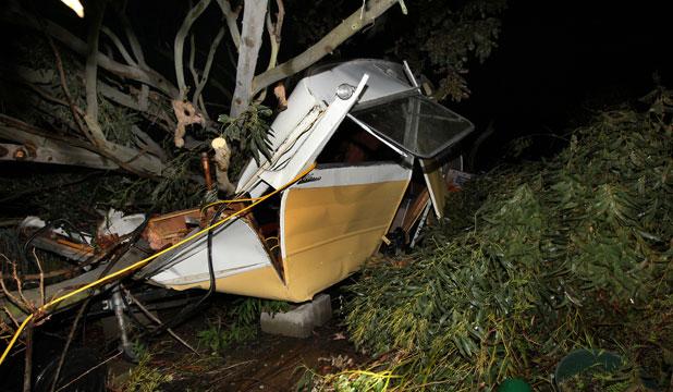 Kapiti Coast Tornado - Stuff 090711