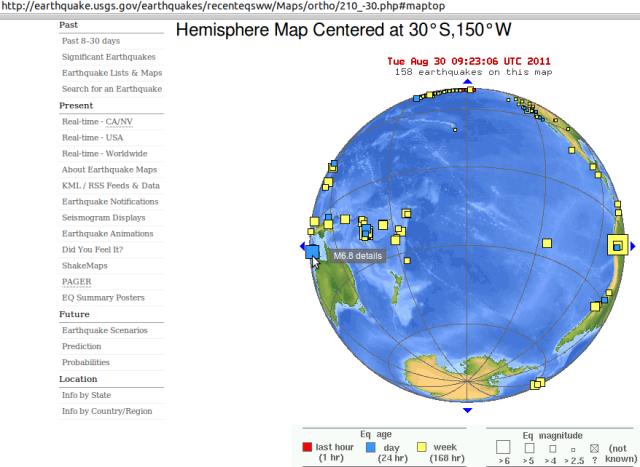 Banda Sea mag 6.8 quake - USGS 300811