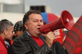 Shane Jones Labour megaphone