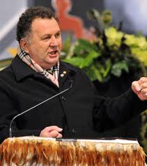 Labour list MP Shane Jones