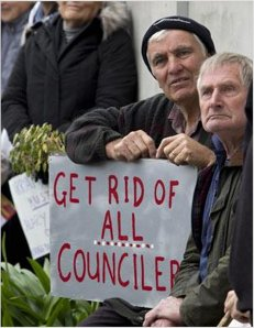 Christchurch City Council must go - The Press 060512