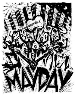 May Day community arts 2012