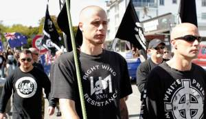 Right Wing Resistance - photo: The Press 010412