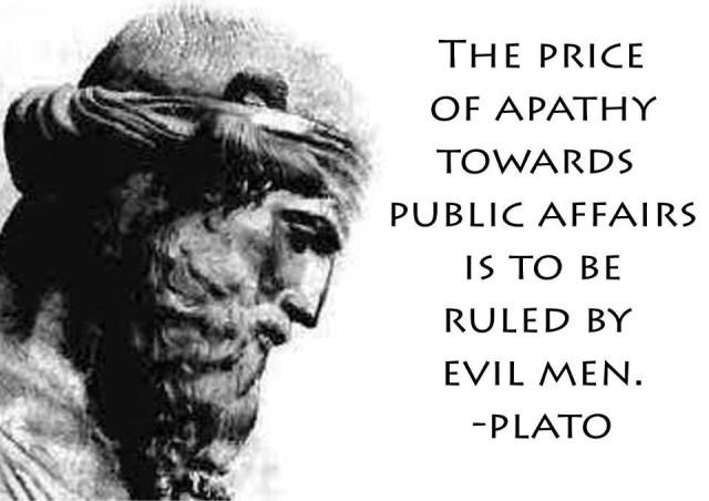 Occupy Plato
