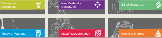 OurConstitution.org.NZ debate themes 2013