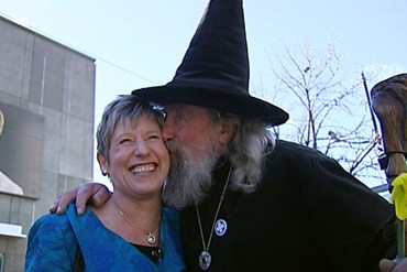 Dalziel and the Christchurch Wizard 010913