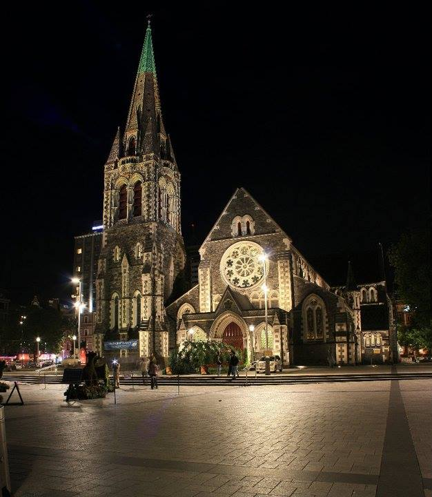 Christchurch Cathedral, 22 February 2011