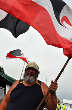 Māori sovereignty