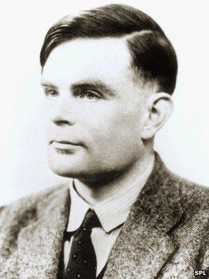 Alan Turing 1912–1954