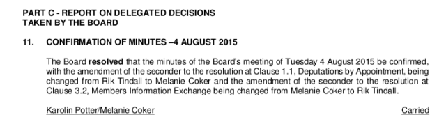 Spreydon-Heathcote Community Board minutes 1 September 2015 p.6