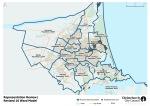 Christchurch City proposed ward boundaries 2016