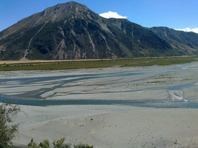 The Waimakariri River